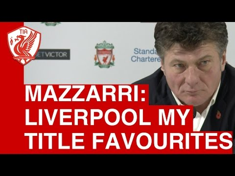 Liverpool 6-1 Watford - Walter Mazzarri's Post-Match Press Conference