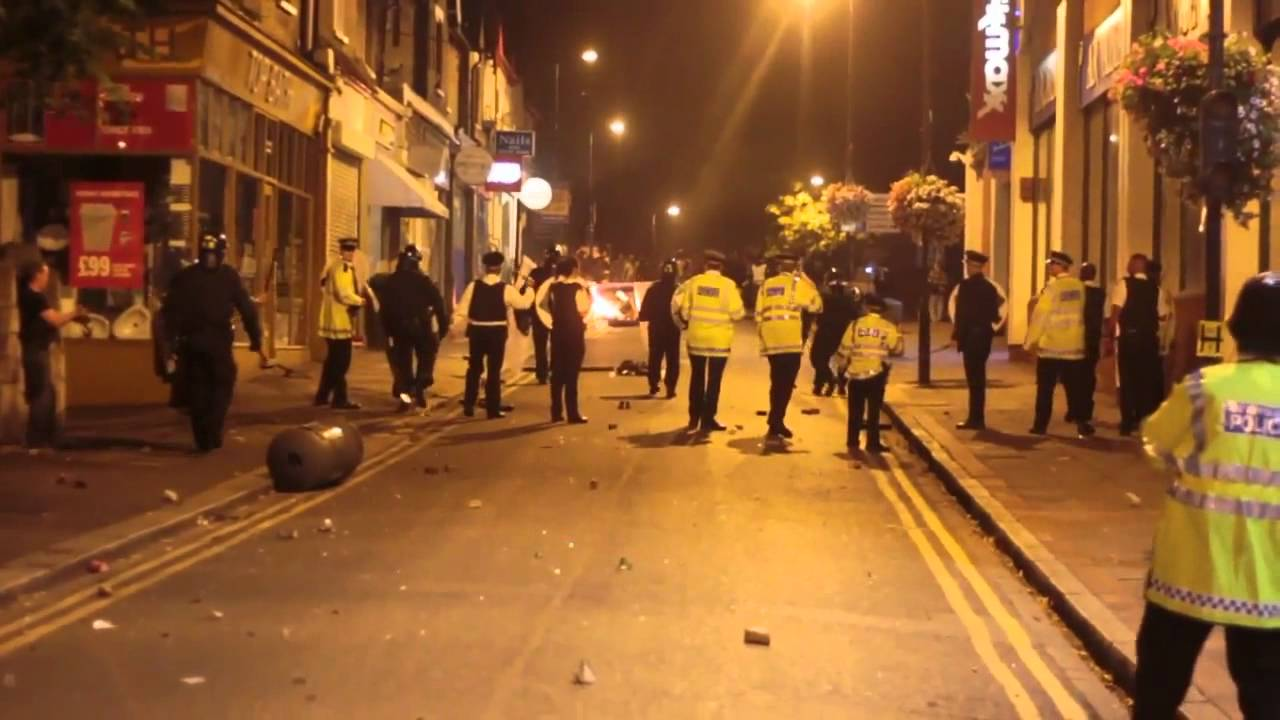 A new kind of riot? From Brixton 1981 to Tottenham 2011