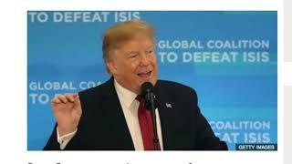 Трамп призвал союзников забрать захваченных в Сирии боевиков ИГ.