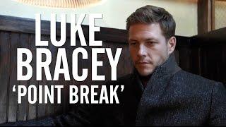 'Point Break' Star Luke Bracey Reveals How Remake's Stunts Top the Original