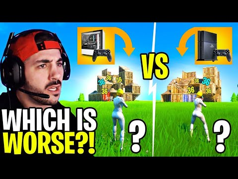 The *REAL TRUTH* About Console VS. PC Aim Assist in Fortnite