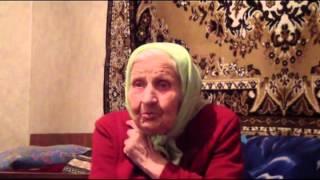 Свидетельство Зинаиды Семёновны