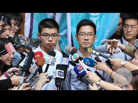 Two Occupy student leaders released on bail