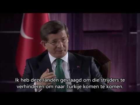 Turkse premier Ahmet Davutoğlu: (interview met BBC) NL