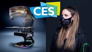 Самые новые технологии и гаджеты на СES 2021