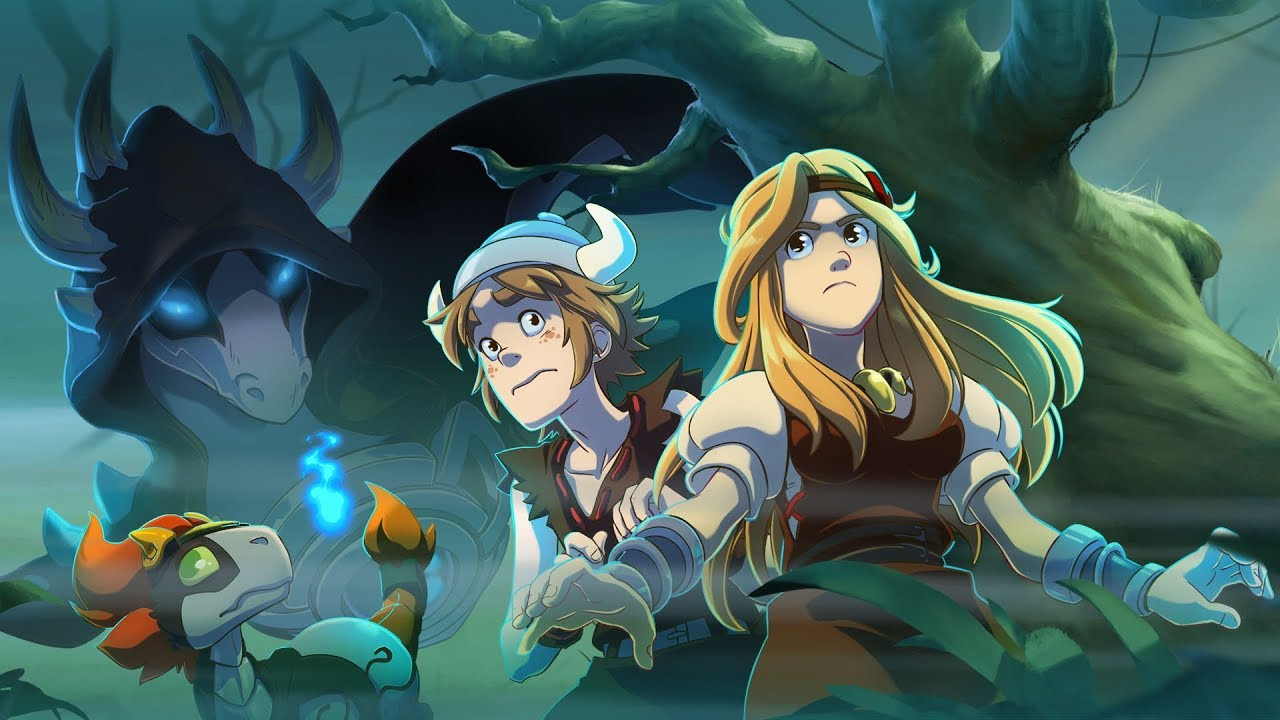 Dragon Legends: Trials Of Odin Trailer
