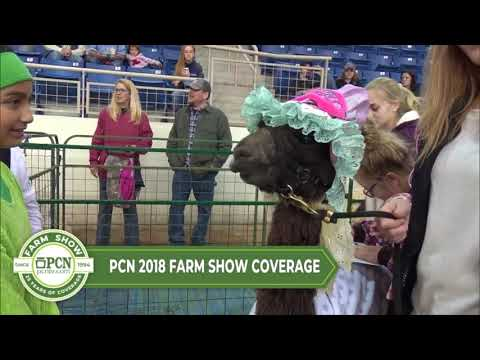 PCN at the Pennsylvania Farm Show over the years