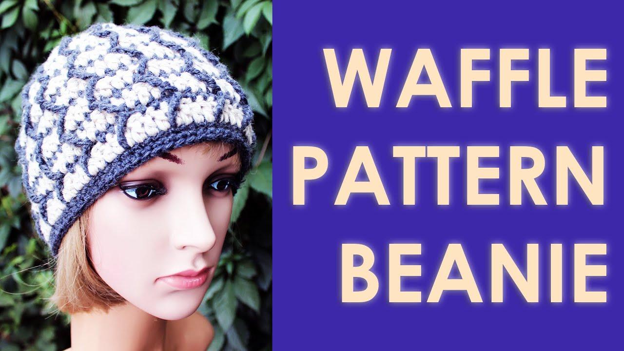 Crochet Beanie Hat Youtube 70ae61304ea