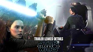 Star Wars Episode 9 Teaser Trailer Leaked Details & More! (Star Wars News)