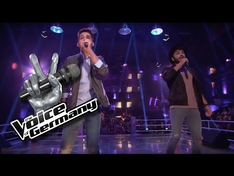Pillowtalk - Zayn | Danyal vs. Shpresim Cover | The Voice of Germany 2016 | Battles