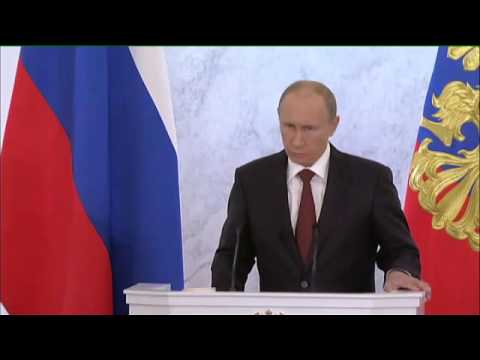Putin: Address to the Federal Assembly (English Subtitles)