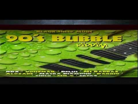 90'S Bubble Riddim MIX[October 2012] - Blaqk Sheep Music