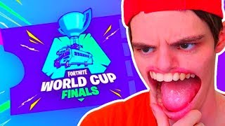 FORTNITE WORLD CUP TRIOS *1.000.000 $* FINAL CLASIFICATORIO | Comentado Folagor03