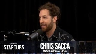 - Startups - Chris Sacca of Lowercase Capital Pt. 2- TWiST #29…