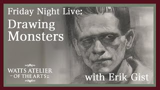 Friday Night Live with Erik Gist