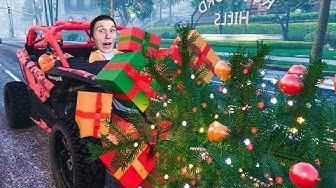 Das HACKER Weihnachts-AUTO! | GTA 5 Online Casino Heists