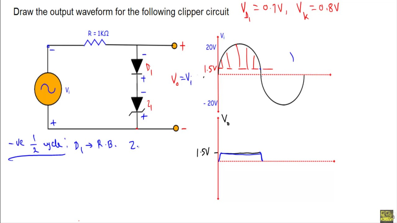 In This Article We Have Posted Two Different Circuit To Test Zener Diode Tester