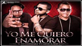 Yo Me Quiero Enamorar - Genio & Baby Johnny Ft Jadiel