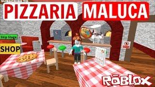 ROBLOX-ESCAPE from the PIZZERIA | MATSURA GAMES