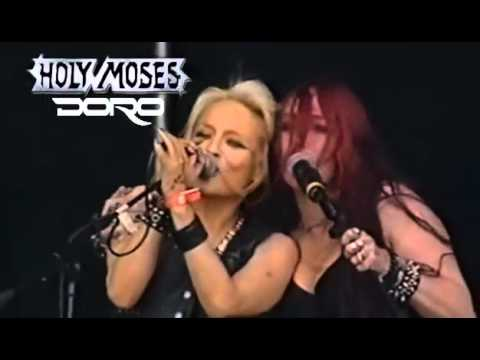Holy Moses & Doro  Too Drunk to Fuck Dead Kennedys