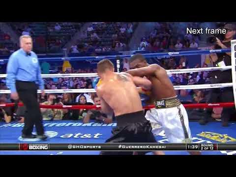Vasyl Lomachenko vs Guilllermo Rigondeaux - Hi-Tech's Key's to Victory 3 of 3