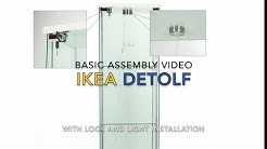 IKEA Detolf Basic Assembly by Fast Home Goods