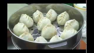 Манты готовим. Узбекская кухня