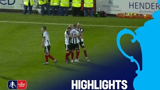 Grimsby Town 3-1 MK Dons   Round 1   Emirates FA Cup 2018/19