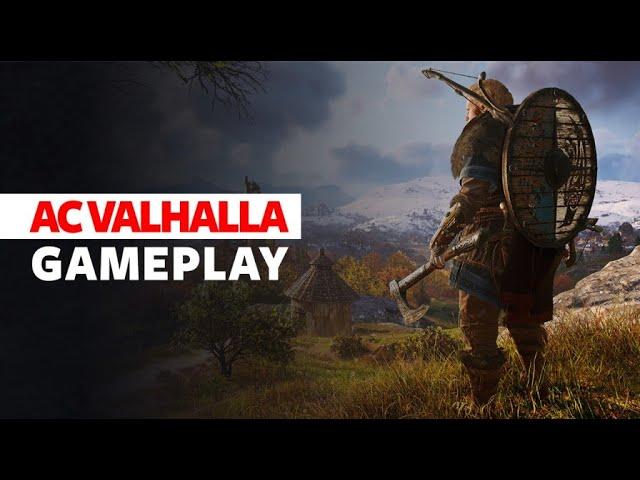 Assassin's Creed Valhalla Gameplay - Eivor Gameplay