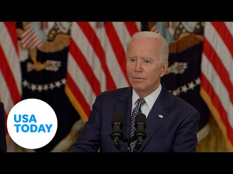 Biden responds to Cuomo resigning amid sexual harassment scandal | USA TODAY