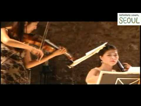 Ensemble Opus - Ravel :  Duo for violin and cello 1st and 2nd movements