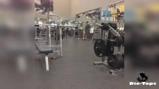 Ridiculos en el Gym    Ultimate Gym Fails Compilation 2017