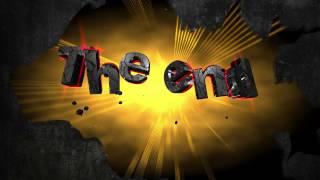 The End / Футаж Конец Фильма титры #2