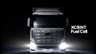 Hyundai XCIENT, el primer camión de pila de combustible de hidrógeno