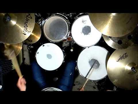 Halestorm - Bad Romance Drum Cover