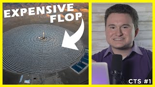 Crescent Dunes $1 BILLION Flop: Finely Tuned Sun | Current Topics in Science E1
