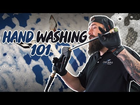 Hand Car Washing Made Easy | A Car Wash How-To Guide