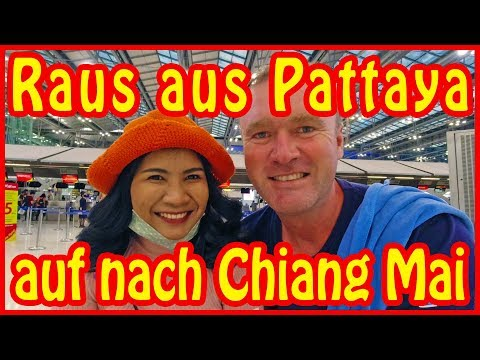 Auszug Aus Pattaya - Rückkehr Nach Chiag Mai | Thailand