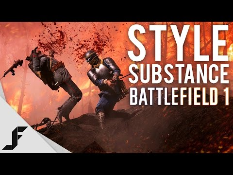 STYLE OVER SUBSTANCE - Battlefield 1 (New Xbox)