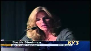 17th Amendment: Missouri Senate debate on the 17th amendment (Sarah Steelmans response)