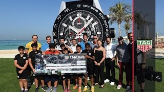 TAG Heuer | World Rugby Sevens Series Partnership