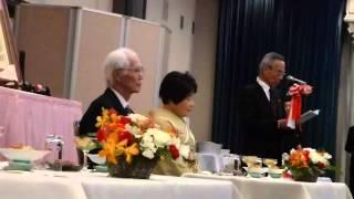 叙勲祝賀会 2012.12.17