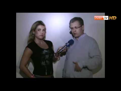 Alison & Rian e Matéria com Diretor da Tupi FM no Fernanda Passos - JustTV -  28/10/10