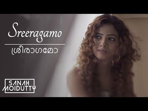 Sreeragamo (ശ്രീരാഗമോ) - Pavithram | Malayalam Cover | Sanah Moidutty