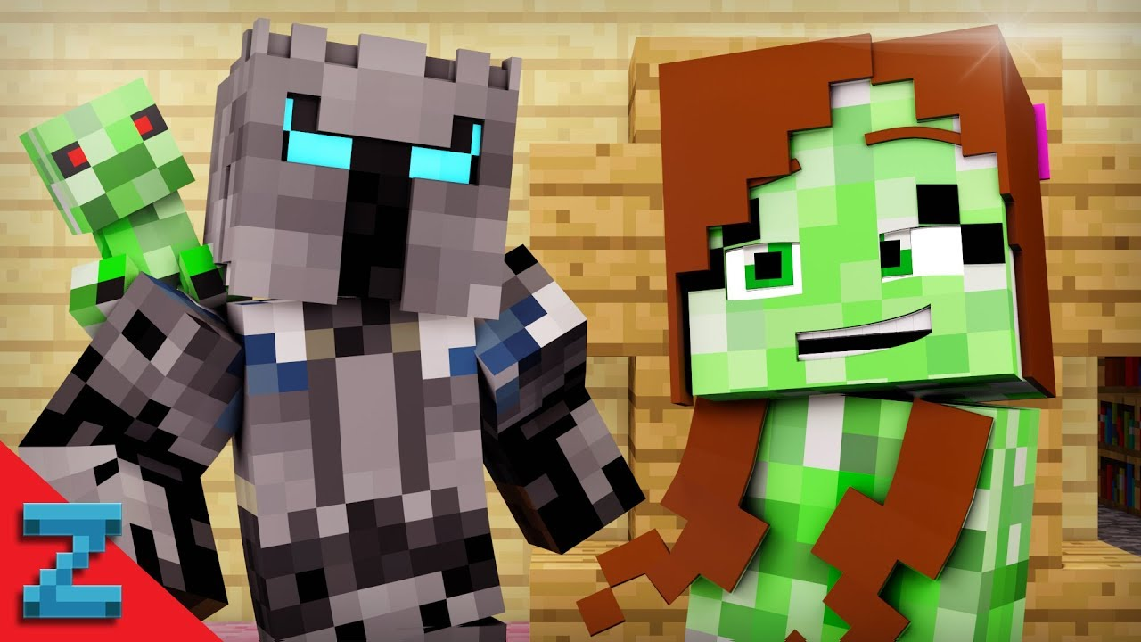 CREEPER AW MAN! (PopularMMOs Minecraft Animation)