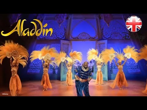 ALADDIN THE MUSICAL | A Close Up With Our Costumes | Official Disney UK