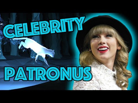 Celebrity Patronus Charms