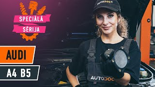 Gaisa tvērēja caurule, Gaisa filtrs maiņa VOLVO V70 2019 - video pamācības