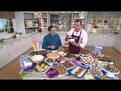 Mr food test kitchen wheel of fortune collectible cookbook on mr food test kitchen wheel of fortune collectible cookbook on qvc forumfinder Image collections