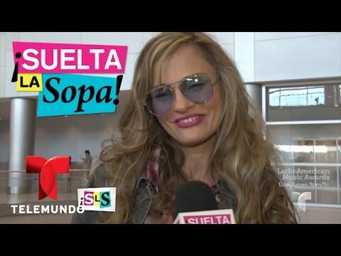 Suelta La Sopa | Aura Cristina Geithner quiere reconciliarse con su hermano Harry | Entretenimiento